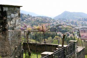 Villa Colombirolo sulle colline comasche