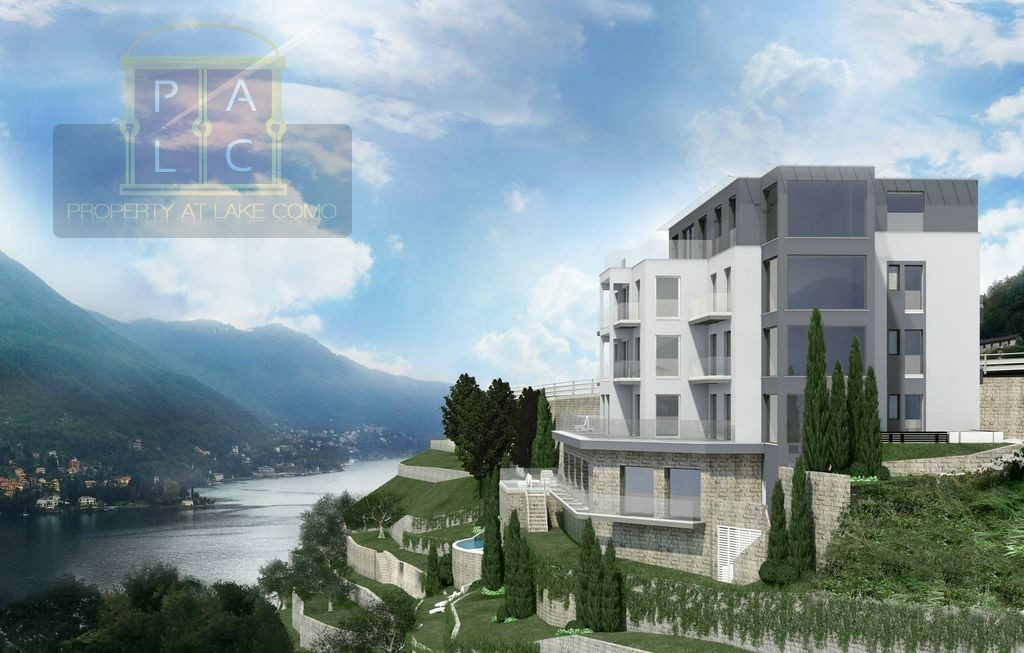 Appartamenti di lusso sul lago di Como