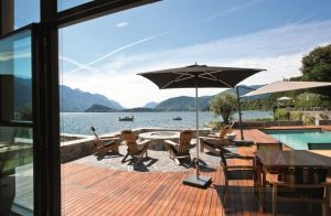 Luxury modern villa for rent Lake Como