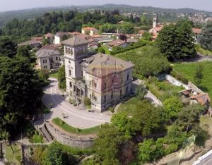 Unique Liberty Villa in Como for sale