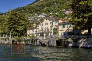Villa storica direttamente a lago
