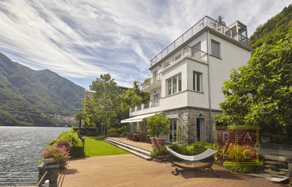 Villa for sale laglio lake como