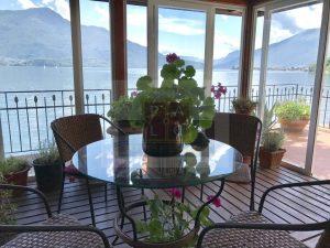 Lakeside villa for sale at lake Como