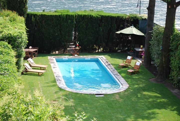 Villa Voltiana Lake Como