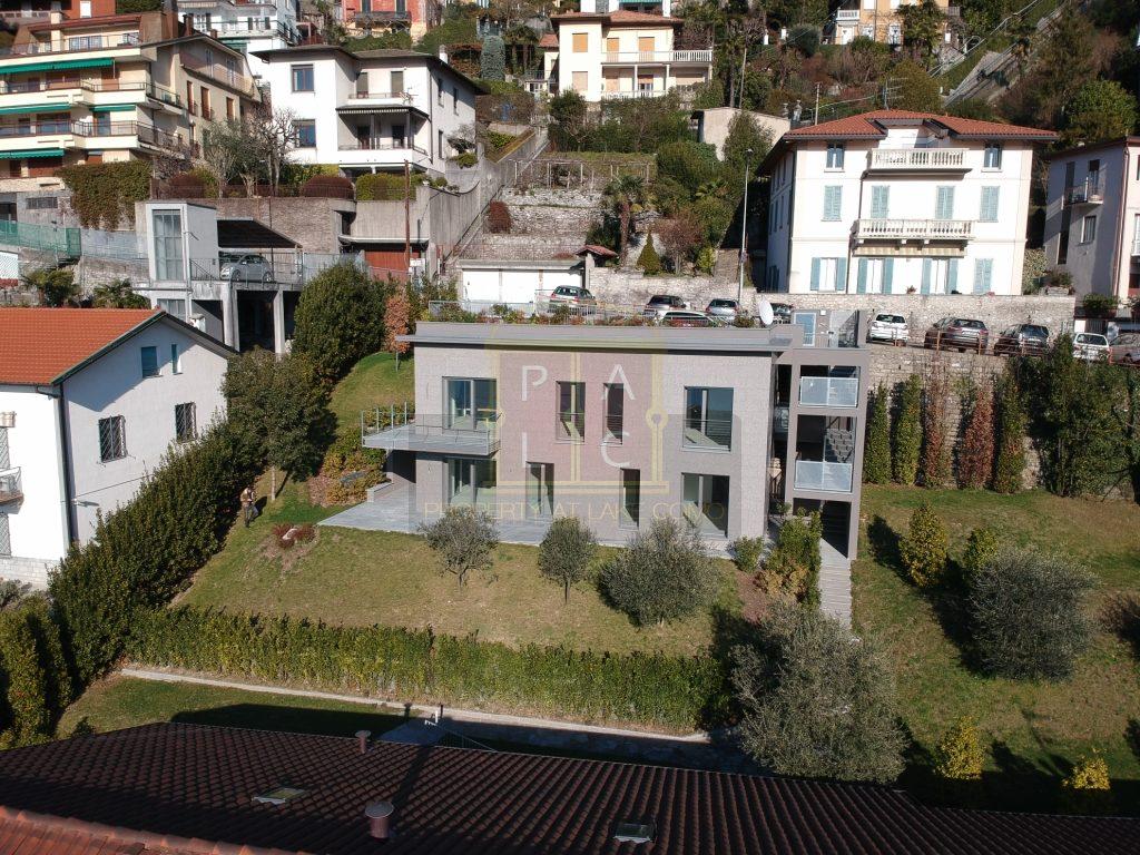 Villa Moderna vendita Como