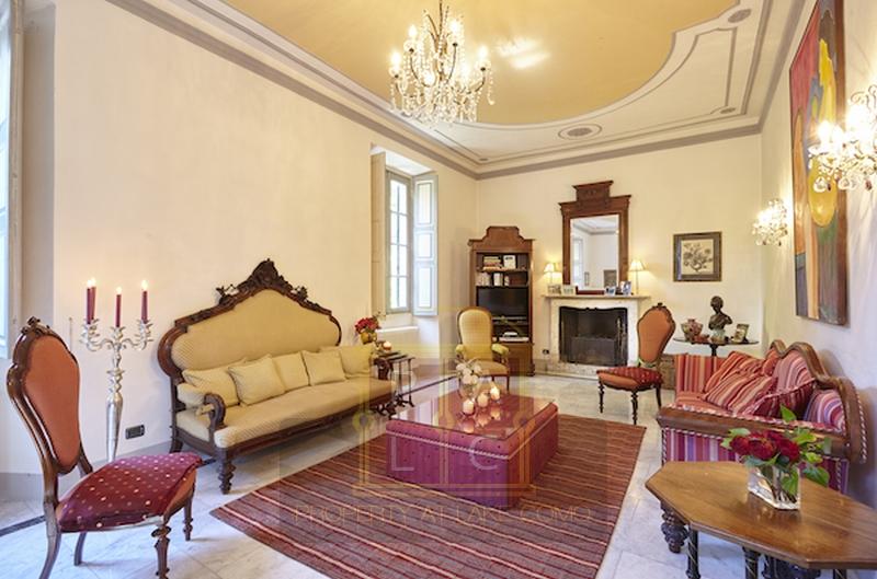 Villa Negri in Laglio