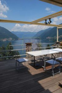 Period villa in lake Como with breathtaking lake view