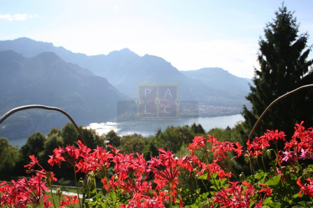 villa in Bellagio con vista lago stupenda