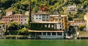 waterfront villa lake Como for sale