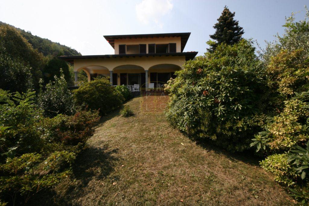 villa con giardino bellagio