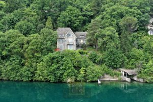 waterfront villa in Bellagio Lake Como