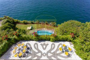 villa storica sul lago di Como