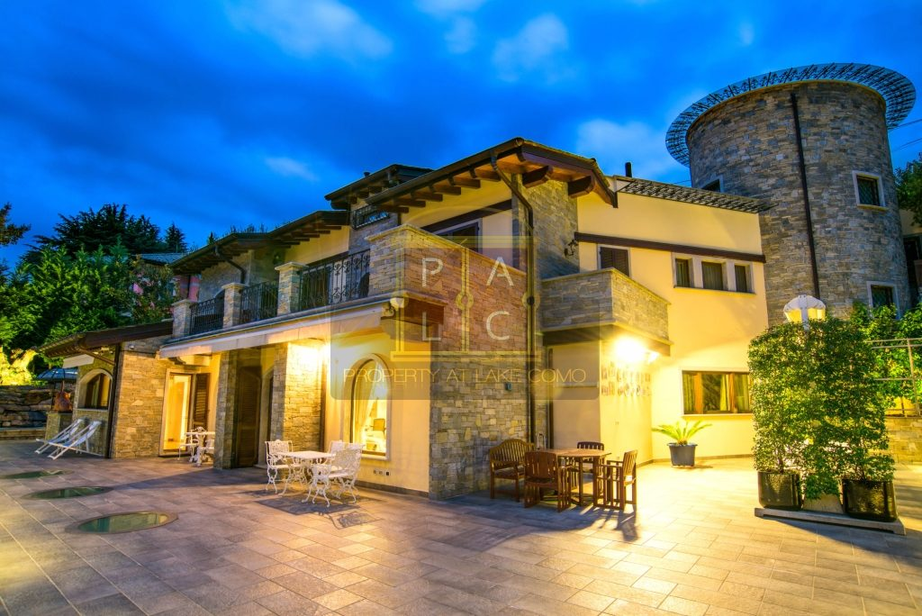 villa for sale Cernobbio Lake Como (2)